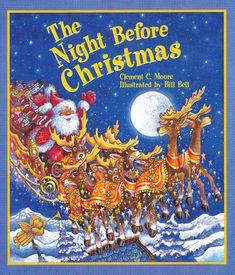 My favorite Christmas reading.
