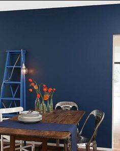 Breton Blue by dulux                                                                                                                                                                                 More