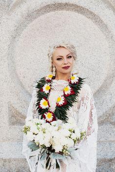 Beautiful Tongan wedding at the White Shanty venue. Tongan Wedding, Samoan Wedding, Polynesian Wedding, Boho Bride, Boho Wedding Dress, Wedding Dresses, Formal Wedding, Dream Wedding, Wedding Day