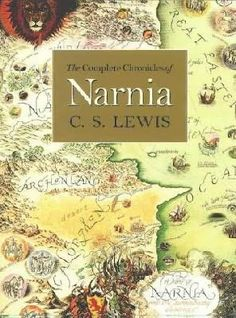 Love these books! And, C.S. Lewis