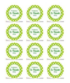 free St. Patrick's Day printables