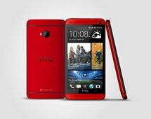 The Red Version of HTC One will be launch soon by HTC.