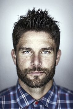 Ryan Botha, I'm not sure who you are, but I am sure that beards are sexy as hell.