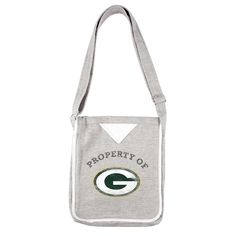Green Bay Packers NFL Hoodie Crossbody Bag