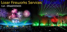 Electronic Laser Fireworks Services At Low Cost
