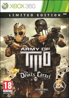 Army of two - Thw devil's Cartel