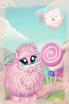 Fluffle Puff by pridark on DeviantArt