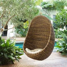 Perfect chill out chair for the garden or terrace