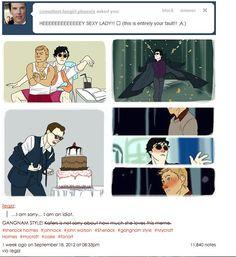 tumblr fandom funny - Google Search
