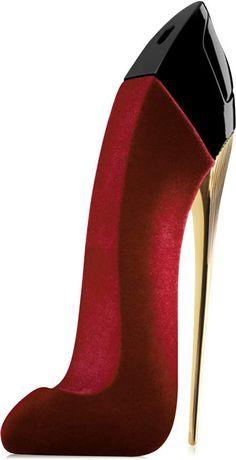Carolina Herrera Good Girl Velvet Fatale Eau de Parfum Collector Edition for holiday 2018 (affiliate) Perfume Diesel, Hermes Perfume, Perfume Bottles, Good Girl Perfume, Best Perfume, Parfum Carolina Herrera, Beauty And The Beat, Celebrity Perfume, Shoes