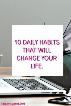 Daily habits list can vary from one individual to another.That depends on what we do in our every day to day life. So I came up with a daily habits list...