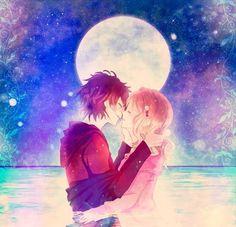 Imagem de diabolik lovers, anime, and yui