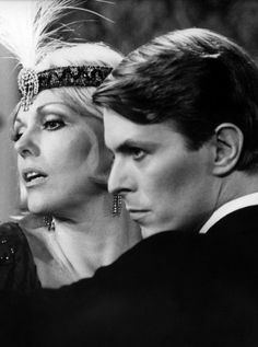 David Bowie and Kim Novak in 'Just a Gigolo.'