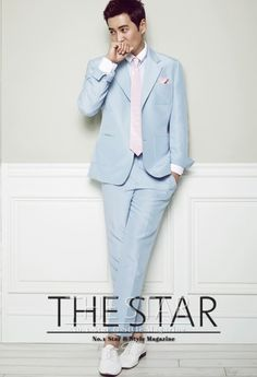 Joo Sang Wook - The Star Magazine May Issue '15 Birth Of A Beauty, Cunning Single Lady, Joo Sang Wook, Wes Anderson Movies, Star Magazine, Star Awards, Good Doctor, New Star, Older Men