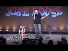 A Funny Guy Stands On Stage And Goes Right For The Abortion Joke. He Makes An Excellent Point.   The abortion joke is only offensive to people against abortion. To people for it? It makes perfect sense.