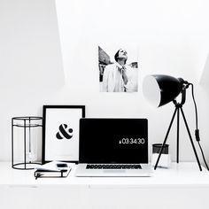 Minimal workspace | @iamarchive