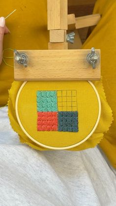 Learn Embroidery, Hand Embroidery, Stitch, Instagram, Needlepoint, Full Stop, Sew, Stitches, Embroidery