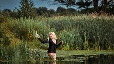 http://www.wallpaperbetter.com/wallpaper/438/591/623/woman-fishing-fishing-rod-fish-lake-smiling-tattoo-blonde-1080P-wallpaper.jpg