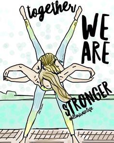 Let's help each other out  Todos somos mais fortes, quando trabalhamos juntos  #yogagirl #inspiration #inspiração #zen #yogaeverydamnday #life #yoga #ioga #meditation #meditate #meditação #grateful #gratidao #arte #art #peace #ilustração #illustration #blessed #blessings #together #bettertogether