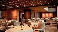 Spoon by Alain Ducasse Restaurant at InterContinental Hong Kong Dining Room