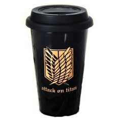 Shingeki no Kyojin Survey Legion Logo Ceramic Cup,Shingeki no Kyojin Cosplay Ceramic Cup