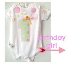 Hey, I found this really awesome Etsy listing at https://www.etsy.com/listing/219517884/baby-girl-1st-birthday-confetti-onesie
