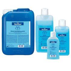 Die Bode Sterillium Händedesinfektion dient der medizinischen bzw. chirurgischen Händedesinfektion. Es desinfiziert die Haut und ist umfassend wirksam gegen Bakterien, Pilze und begrenzt gegen Viren. Genau wie bei medizinischen Instrumenten, sollten Sie auch bei der Hände Hygiene höchsten Wert auf Infektionsschutz l... Shampoo, Personal Care, Bottle, Beauty, Dry Hands, Dialysis, Contact Lens, Public Health, Mushrooms