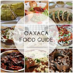 41 Things to Eat and Drink in Oaxaca Oaxaca Food Guide: From Tlayudas to Tamales. All you need to know to eat your way through Oaxaca, Mexico.Oaxaca Food Guide: From Tlayudas to Tamales. All you need to know to eat your way through Oaxaca, Mexico. Oaxaca Food, Oaxaca City, Latin American Food, Latin Food, Mexico Food, Mexico City, Mexican Food Recipes, Ethnic Recipes, Tamales
