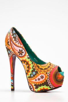 Red Kiss Pink Paisley Peep Toe Heel @ Cicihot Heel Shoes online store sales:Stiletto Heel Shoes,High Heel Pumps,Womens High Heel Shoes,Prom Shoes,Summer Shoes,Spring Shoes,Spool Heel,Womens Dress Shoes,Prom Heels,Prom Pumps,High Heel Sandals