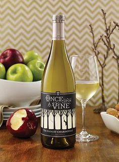 Once Upon A Vine The Fairest Chardonnay, California: Grabbed a bottle a while back because the label was cute. The specifics escape me, but I do remember that it was very tasty. Easily available and inexpensive - I'll absolutely drink it again. Liquor Outlet, Wine Ratings, Buy Alcohol, Cute Themes, Stone Fruit, Liquor Store, Wine And Spirits, Me Time, Tasty