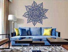 kik2896 Wall Decal Sticker beautiful mandala living room
