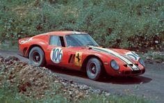 Targa Florio 1963 Kalman von Csazy/Ferrari 250 GTO