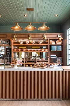A belle epoque inspired bakery located in Curitiba, Brazil. Project designed by MOCA architecture studio. Bakery Shop Design, Cafe Design, Store Design, Restaurant Interior Design, Commercial Interior Design, Shop Interior Design, Kaffee To Go, Coffee Shop Aesthetic, Bakery Decor