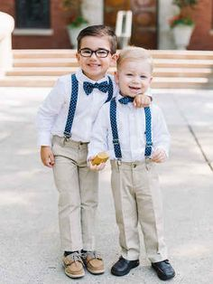 How to care for kids at a wedding