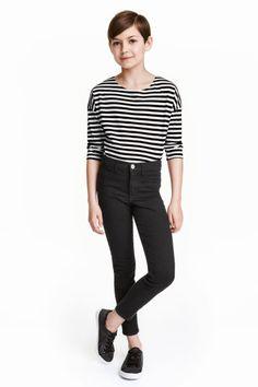 Superelastické kalhoty | H&M