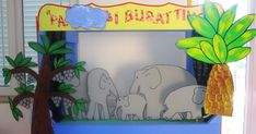 ACCOGLIENZA, LABORATORIO, LETTURA Education, Frame, Kids, Decor, Party, Elmer The Elephants, Elephants, Short Stories, Lab