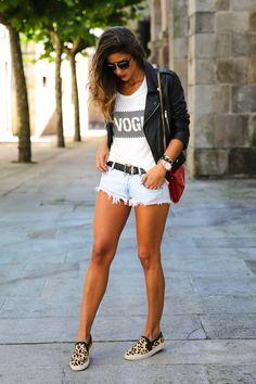 las panchas son una de las opciones mas comodas para combinar con tus polleras y shorts