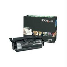 Lexmark Lexmark X65x High Yield Return Program Print Cartridge