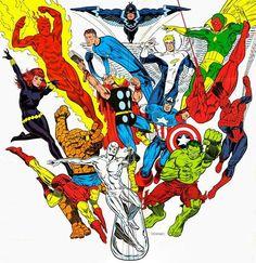 Jim Steranko's Marvel