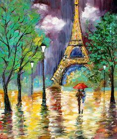 Karen Tarlton - Paris Rain