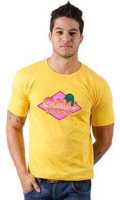 Dica #palcofashion #Camiseta - Chaves Eterno #moda #fashion