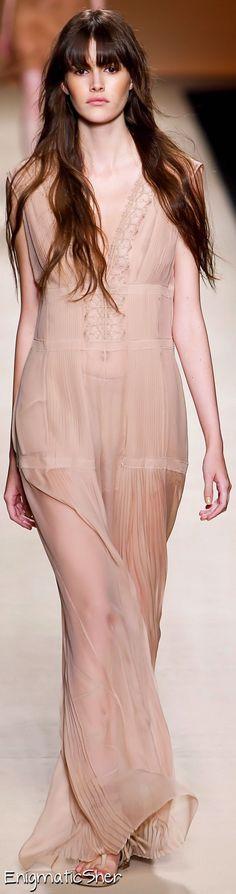 Alberta Ferretti Spring Summer 2015 Ready-To-Wear