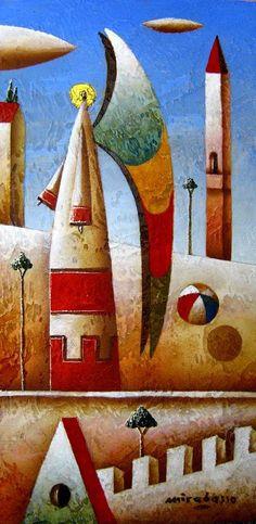 CRUCITA GUTIÉRREZ SEGOVIA: MIS AMIGOS PINTORES - CARLO MIRABASSO Painting, Art, Girlfriends, Art Background, Painting Art, Kunst, Paintings, Performing Arts, Painted Canvas