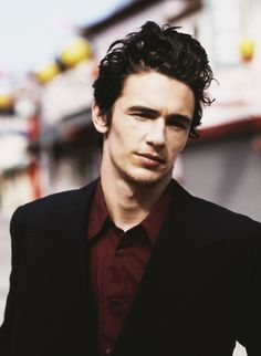 Guys, me thinks James Franco should play a superhero in a movie. Don't you agree?