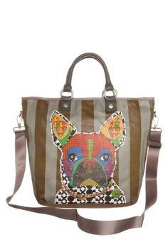 George Gina & Lucy PRINTMANIA - Shopping Bag - the bulldog - Zalando.at