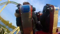 Thorpe Park, Roller Coaster, Merlin, Parks, Scenery, Channel, England, Content, Watch