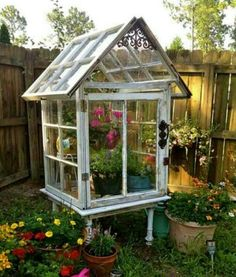 My garden needs this!