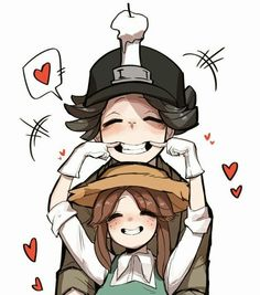 V Chibi, My Dentist, Black White Art, Identity Art, Cute Anime Boy, Ship Art, Game Character, Drawing S, Cool Drawings