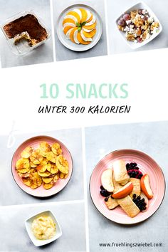 Healthy Snacks For Diabetics, Easy Snacks, Easy Healthy Recipes, Snack Recipes, Snacks Under 100 Calories, Slimming Recipes, Quick Meals, Smoothie Recipes, Food Videos