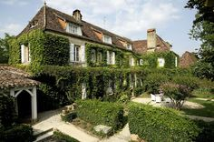 Le Vieux Logis one of my favorite hotels in France - Tremolat
